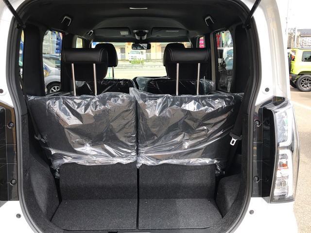 カスタムRS 4WD 新車福車 両側パワースライドドア(11枚目)