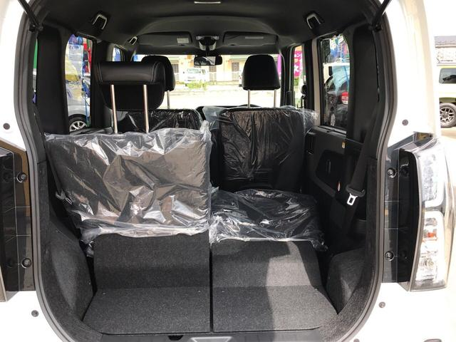 カスタムRS 4WD 新車福車 両側パワースライドドア(12枚目)