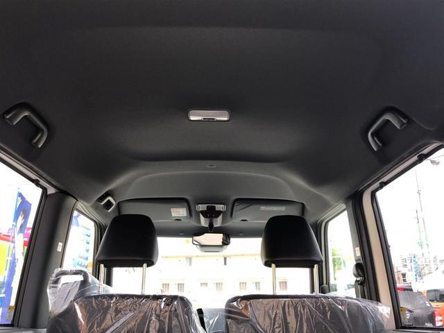 カスタムRS 4WD 新車福車 両側パワースライドドア(14枚目)