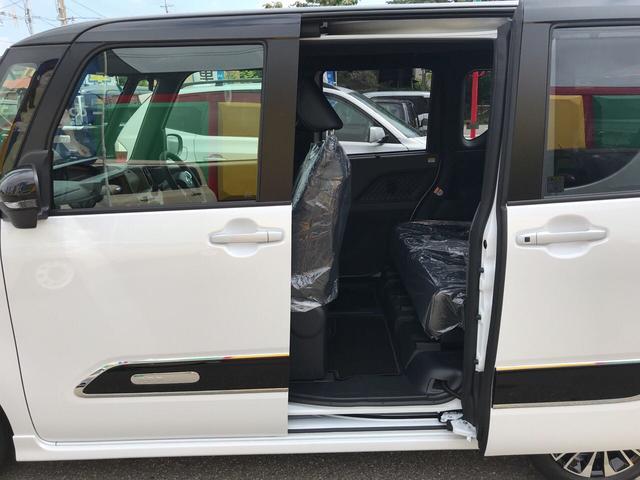カスタムRS 4WD 新車福車 両側パワースライドドア(17枚目)