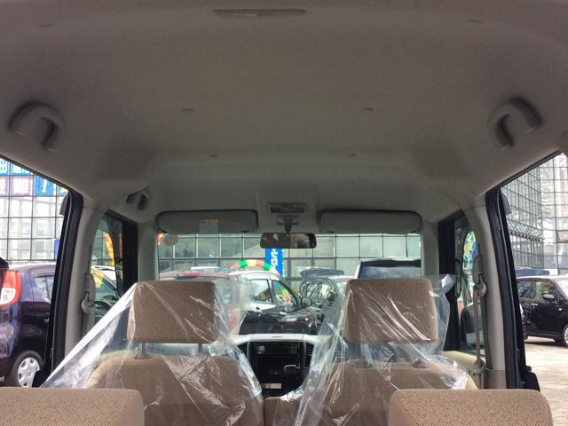 X 4WD プッシュスタート CD 左側パワースライドドア(12枚目)