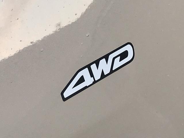 X 4WD 後期型 社外SDナビ キーレスエントリー ETC(8枚目)
