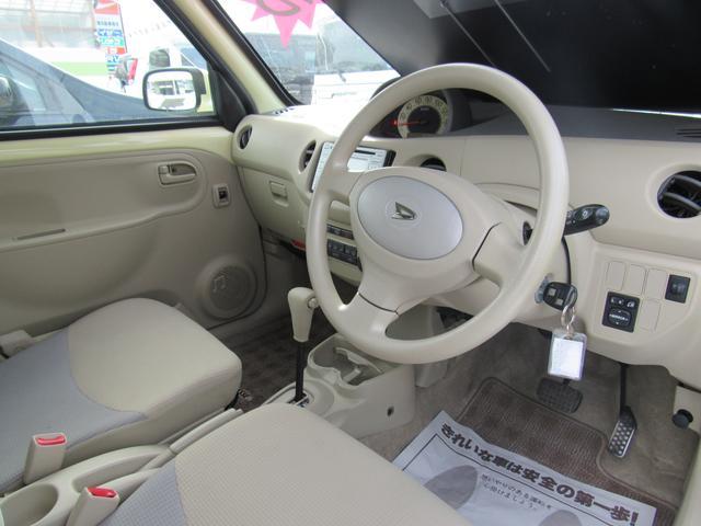 ダイハツ エッセ X 4WD 純正CDMD オートエアコン ウインカーミラー