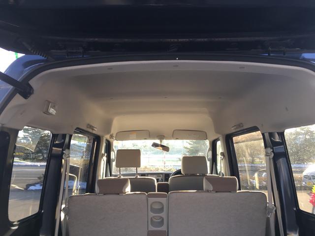 スズキ エブリイ ジョイン 4WD 社外アルミ 純正CD 両側スライドドア