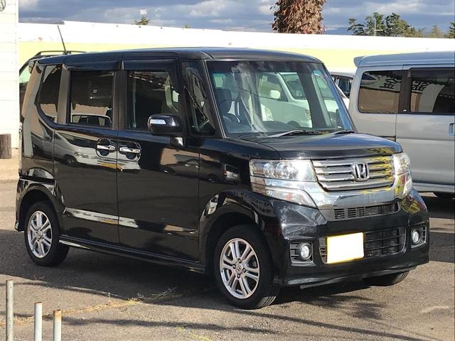 「ホンダ」「N-BOX」「コンパクトカー」「秋田県」の中古車3