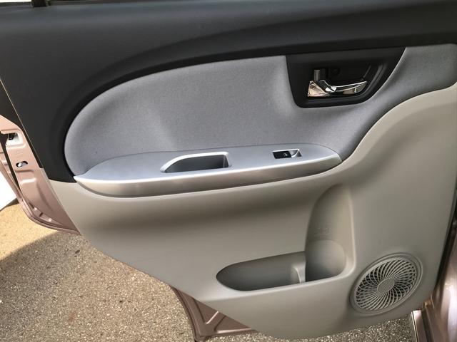 オーディオスイッチ付本革巻パワーステアリング!PWRスイッチをONにすると軽快な走りとスムーズな加速を実現!スイッチOFF時は通常通り燃費向上に貢献するエコモードとなります!