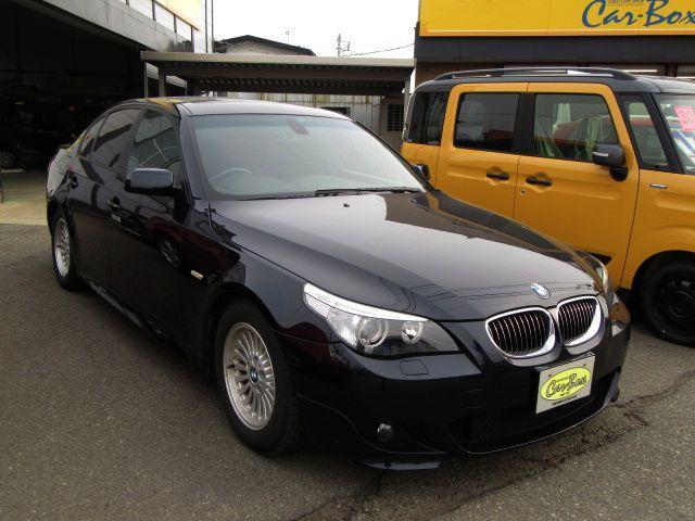 BMWのミドルレンジを担う高級スポーティサルーン 5シリーズ