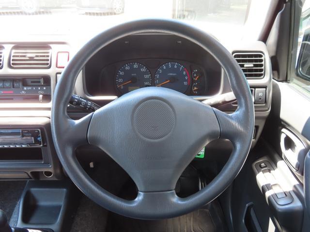 XC 4WD 5速MT 副変速機付きトランスファーレバー フォグランプ 電動格納ヒーテッドドアミラー キーレスキー ABS(9枚目)