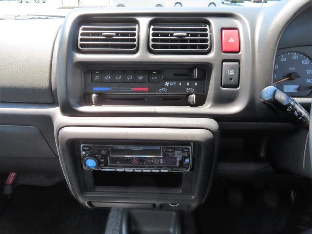 XC 4WD 5速MT 副変速機付きトランスファーレバー フォグランプ 電動格納ヒーテッドドアミラー キーレスキー ABS(11枚目)