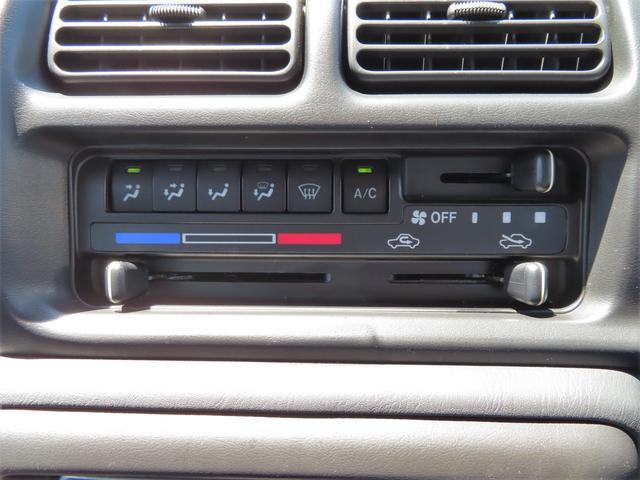 XC 4WD 5速MT 副変速機付きトランスファーレバー フォグランプ 電動格納ヒーテッドドアミラー キーレスキー ABS(12枚目)
