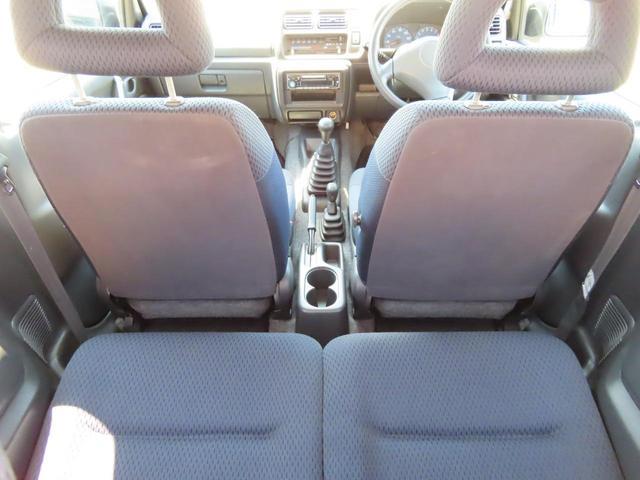 XC 4WD 5速MT 副変速機付きトランスファーレバー フォグランプ 電動格納ヒーテッドドアミラー キーレスキー ABS(26枚目)