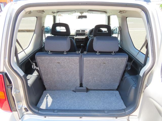 XC 4WD 5速MT 副変速機付きトランスファーレバー フォグランプ 電動格納ヒーテッドドアミラー キーレスキー ABS(31枚目)