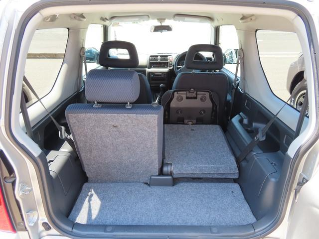 XC 4WD 5速MT 副変速機付きトランスファーレバー フォグランプ 電動格納ヒーテッドドアミラー キーレスキー ABS(32枚目)