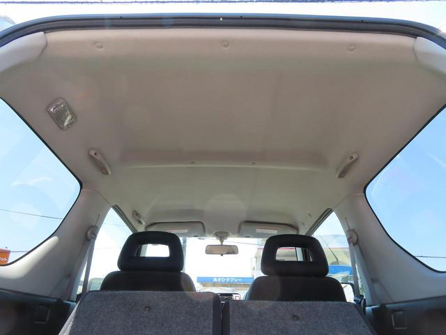 XC 4WD 5速MT 副変速機付きトランスファーレバー フォグランプ 電動格納ヒーテッドドアミラー キーレスキー ABS(37枚目)