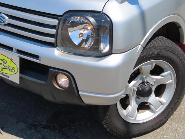 XC 4WD 5速MT 副変速機付きトランスファーレバー フォグランプ 電動格納ヒーテッドドアミラー キーレスキー ABS(41枚目)