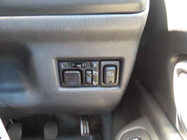 XC 4WD 5速MT 副変速機付きトランスファーレバー フォグランプ 電動格納ヒーテッドドアミラー キーレスキー ABS(53枚目)