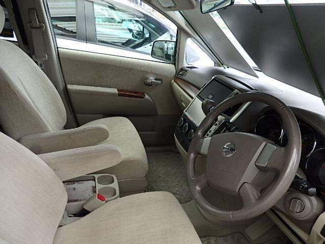 250XL 4WD 純正DVDナビ 左側電動スライドドア(12枚目)