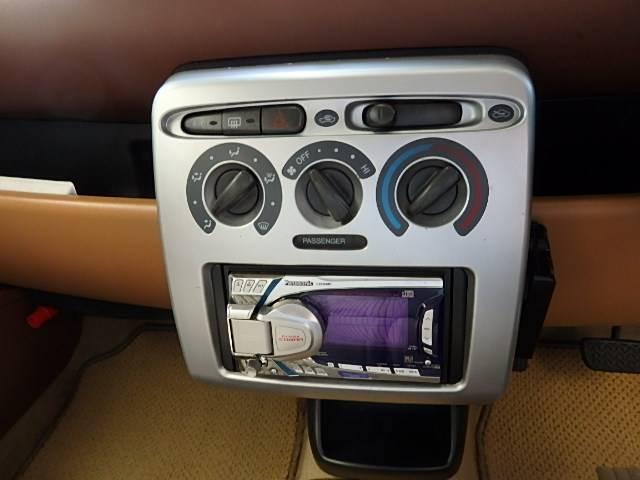トヨタ WiLL Vi ベースグレード ワンオーナー CD MD ベンチシート