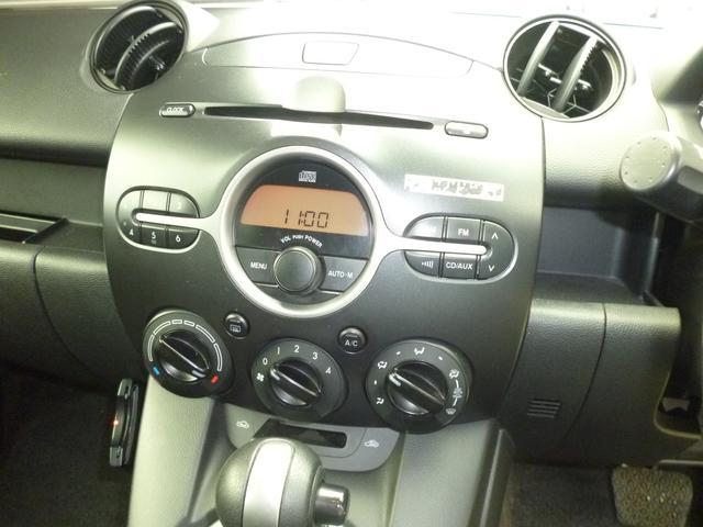 マツダ デミオ 13C 4WD ETC タイミングチェーン