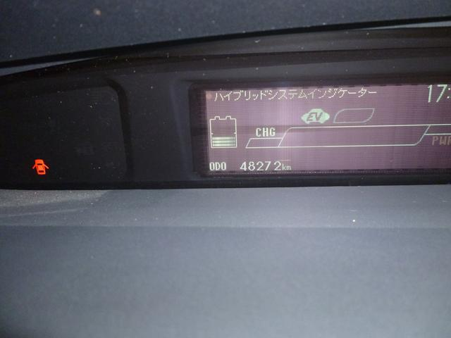 トヨタ プリウス S スマートキー CD TRDフロントスポイラー