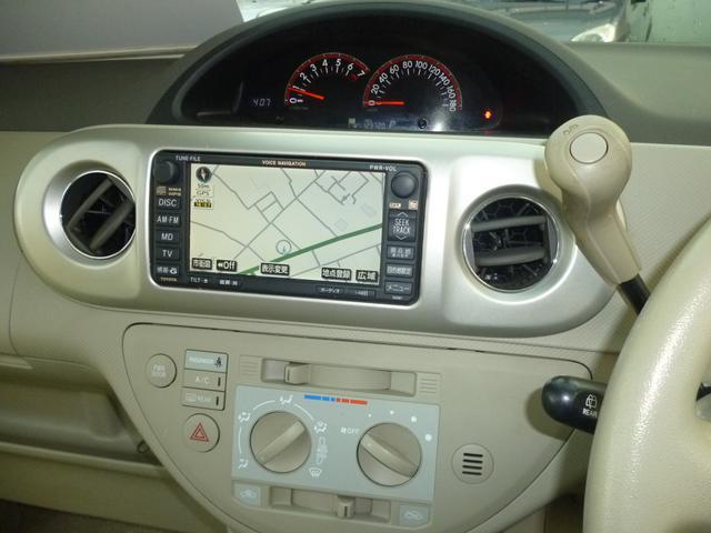 トヨタ ポルテ 150i 4WD 左側電動スライドドア 純正ナビ キーレス