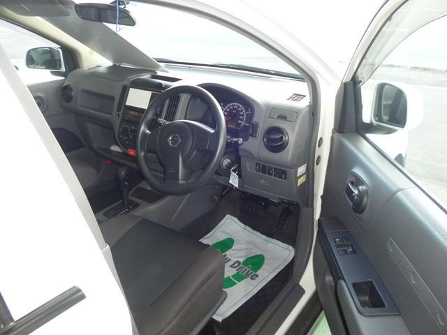 日産 AD 1.6VE 4WD タイベルチェーン ワンオーナー