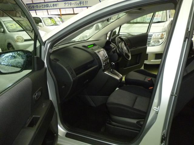 マツダ プレマシー 20CS 4WD ナビ カードキー 両側電動スライドドア