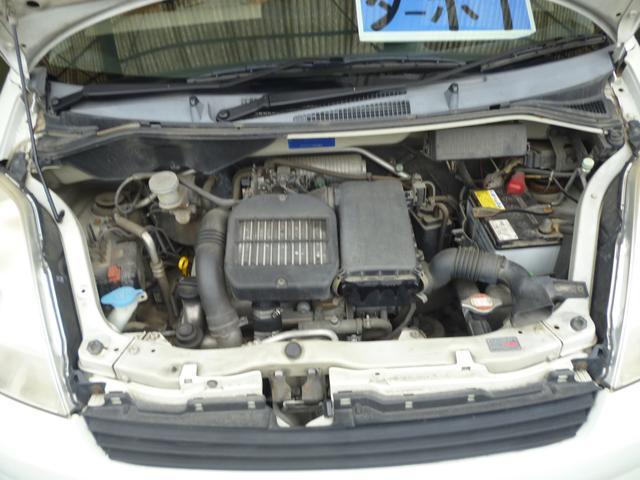 スズキ MRワゴン ターボT 4WD タイベルチェーン