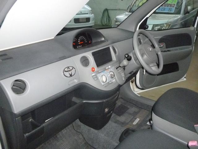 トヨタ シエンタ X 4WD ワンオーナー HID
