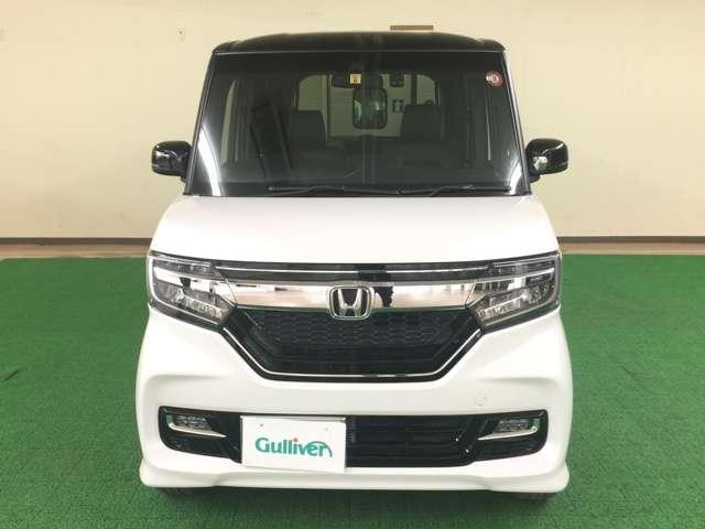 「ホンダ」「N-BOX」「コンパクトカー」「北海道」の中古車4