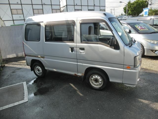 「スバル」「サンバーバン」「軽自動車」「宮城県」の中古車4