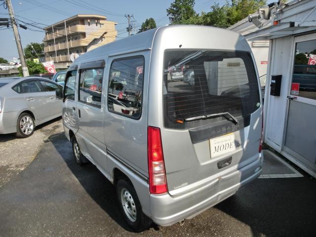 「スバル」「サンバーバン」「軽自動車」「宮城県」の中古車7