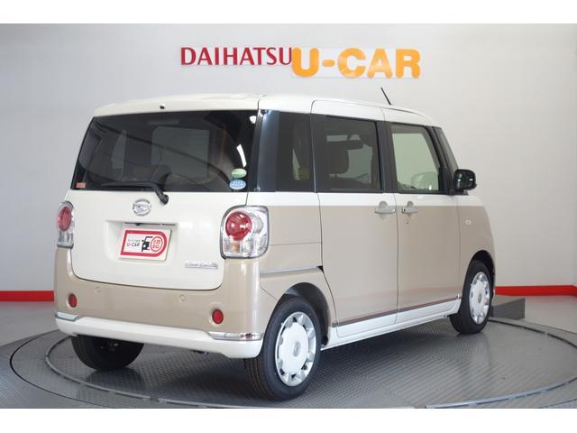 「ダイハツ」「ムーヴキャンバス」「コンパクトカー」「青森県」の中古車4