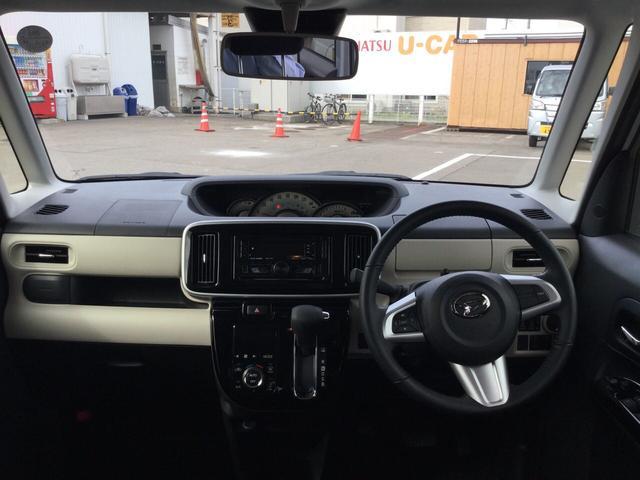 「ダイハツ」「ムーヴキャンバス」「コンパクトカー」「秋田県」の中古車2