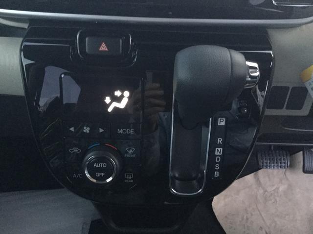 GブラックアクセントリミテッドSAIII4WD届出済未使用車(8枚目)