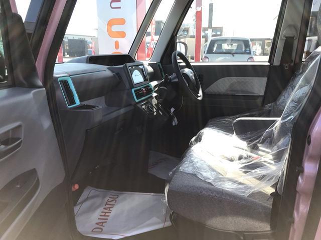 Xターボ ETC 純正ナビ シートヒーター 4WD(4枚目)