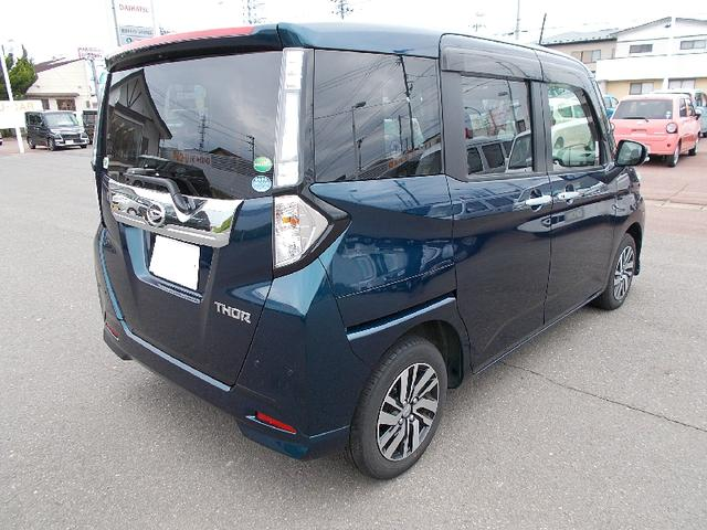 「ダイハツ」「トール」「ミニバン・ワンボックス」「秋田県」の中古車3