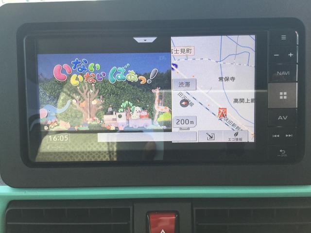 X 4WD ワイドエントリーメモリーナビ バックカメラ(12枚目)