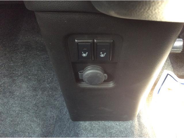 運転席と助手席にシートヒーターあります!