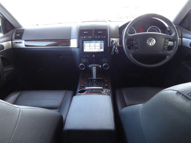 「フォルクスワーゲン」「VW トゥアレグ」「SUV・クロカン」「岩手県」の中古車3