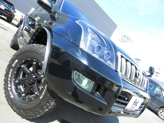 トヨタ ランドクルーザープラド TX-LTD4WD イカリングリフトUPナビBカメラETC
