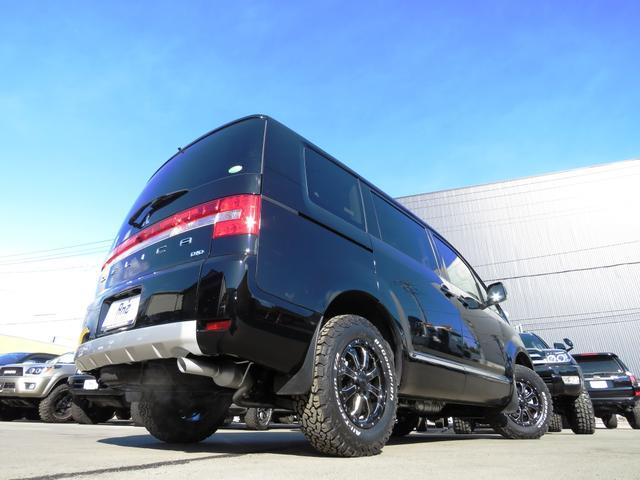 三菱 デリカD:5 Dパワーパッケージディーゼルターボ4WD新品MKW&BFAT