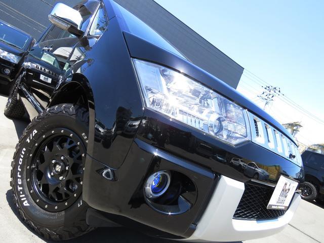 シャモニー4WD 両Pスラ HDDナビ AWタイヤセット(4枚目)