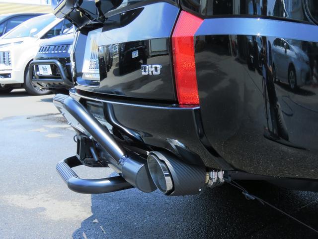 G パワーパッケージ 4WD AmzStudio BKエディション 1.2リフトUP キャンパー仕様  KADDISルーフラック 新品AWセット 純正サイドS レダクル衝突軽減 ステアリモコン Pゲート(19枚目)