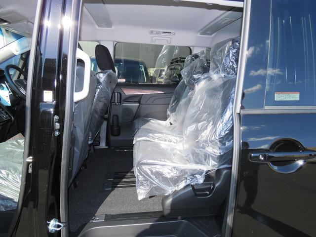 G パワーパッケージ 4WD AmzStudio BKエディション 1.2リフトUP キャンパー仕様  KADDISルーフラック 新品AWセット 純正サイドS レダクル衝突軽減 ステアリモコン Pゲート(25枚目)