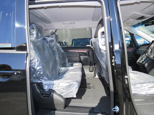 G パワーパッケージ 4WD AmzStudio BKエディション 1.2リフトUP キャンパー仕様  KADDISルーフラック 新品AWセット 純正サイドS レダクル衝突軽減 ステアリモコン Pゲート(27枚目)