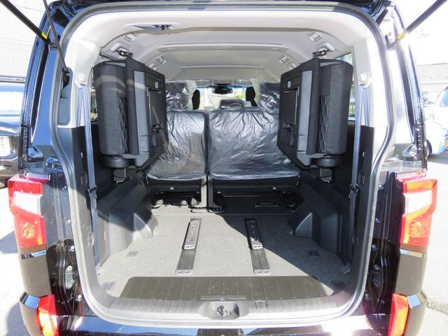 G パワーパッケージ 4WD AmzStudio BKエディション 1.2リフトUP キャンパー仕様  KADDISルーフラック 新品AWセット 純正サイドS レダクル衝突軽減 ステアリモコン Pゲート(31枚目)