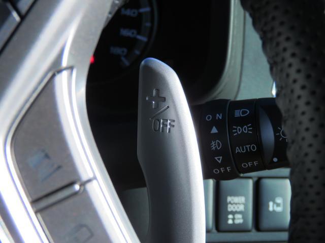 G パワーパッケージ 4WD AmzStudio BKエディション 1.2リフトUP キャンパー仕様  KADDISルーフラック 新品AWセット 純正サイドS レダクル衝突軽減 ステアリモコン Pゲート(36枚目)