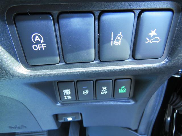 G パワーパッケージ 4WD AmzStudio BKエディション 1.2リフトUP キャンパー仕様  KADDISルーフラック 新品AWセット 純正サイドS レダクル衝突軽減 ステアリモコン Pゲート(38枚目)
