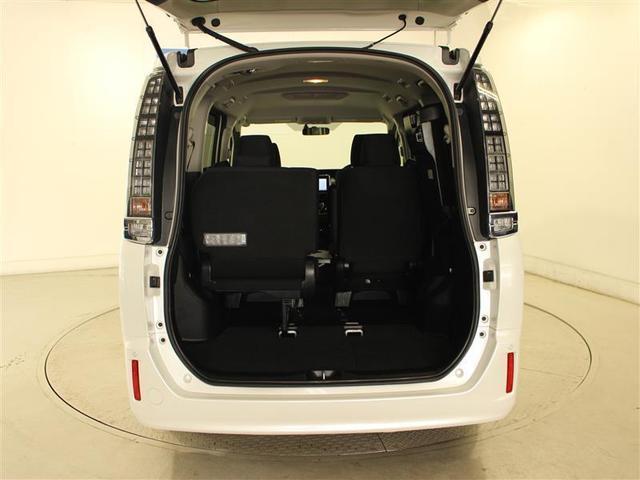 ハイブリッドX フルセグ メモリーナビ DVD再生 バックカメラ ETC 両側電動スライド LEDヘッドランプ ウオークスルー 乗車定員7人 3列シート ワンオーナー 記録簿(14枚目)